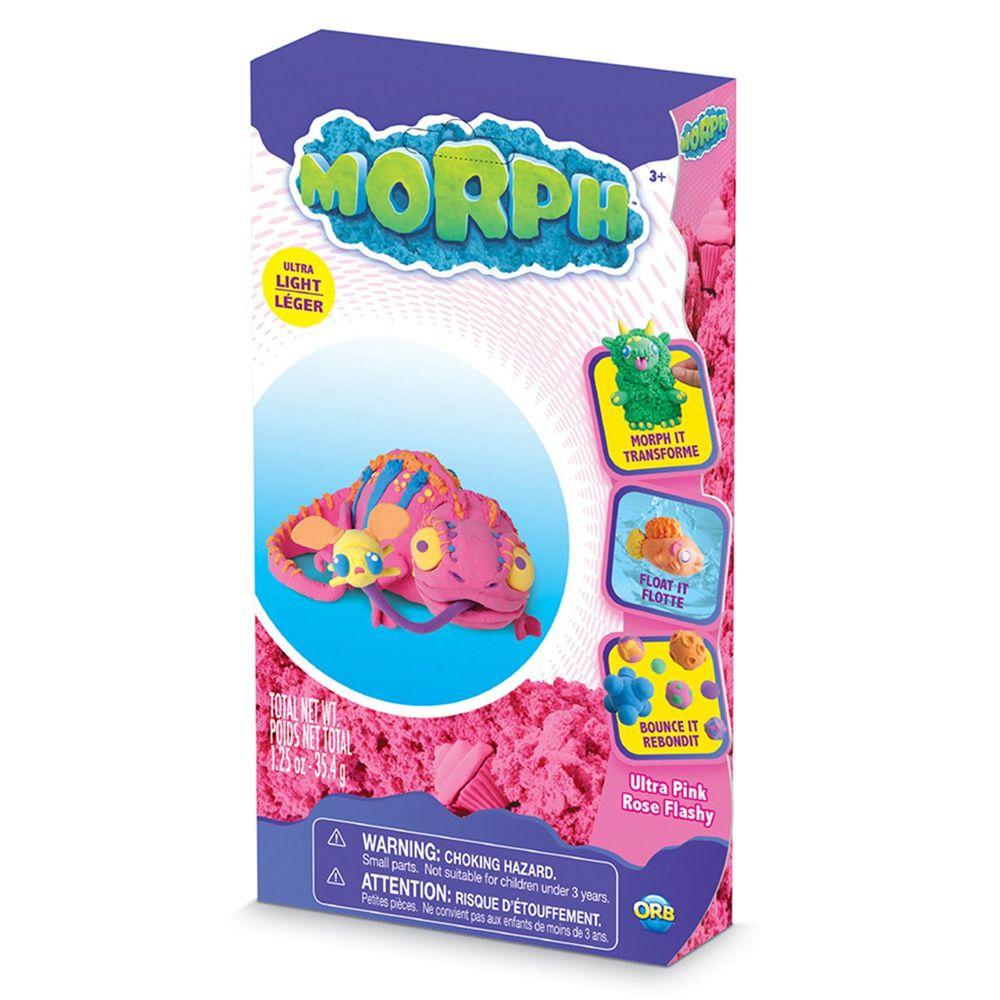 瑞典 MORPH - 魔塑黏土-粉 (M)-35.4g