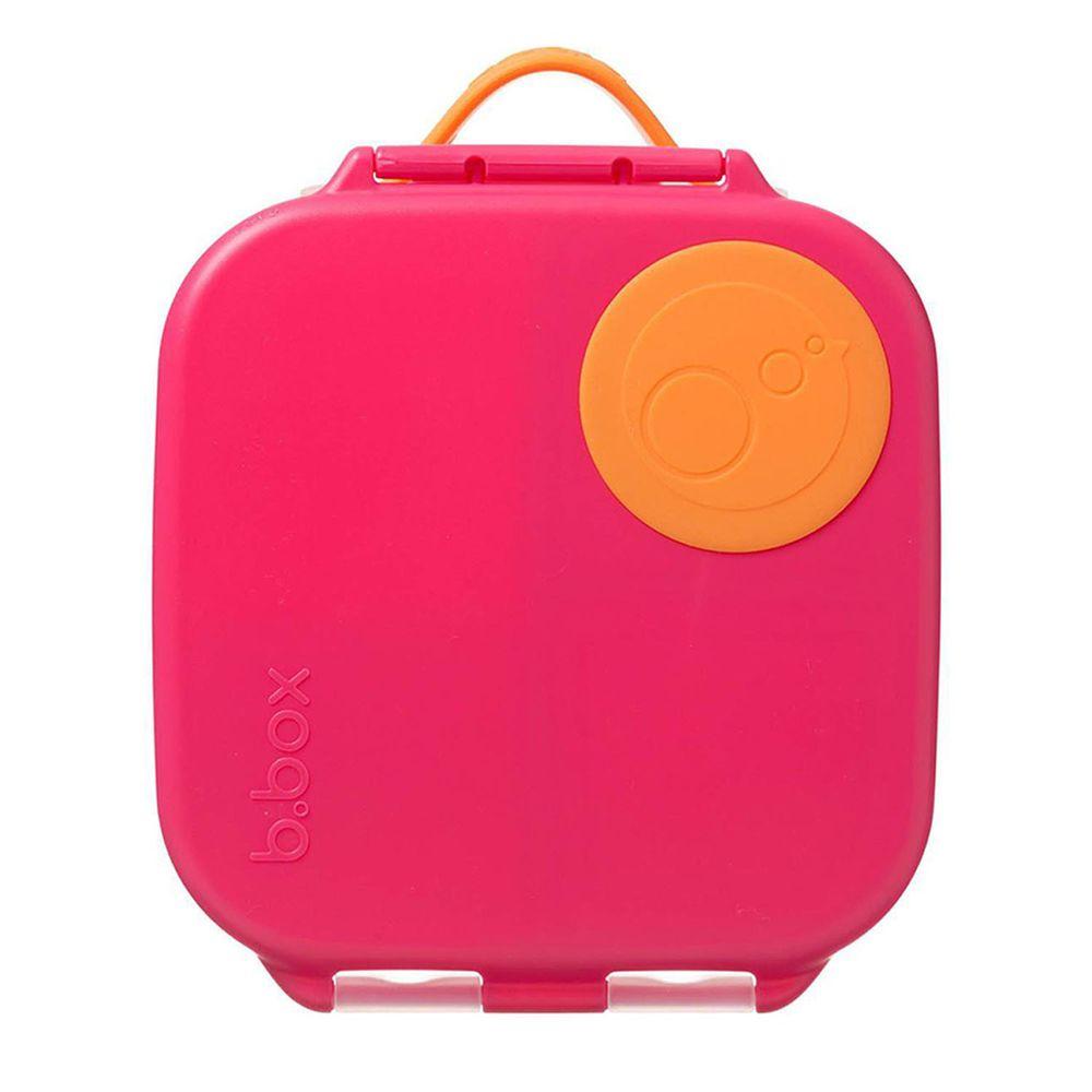 澳洲 b.box - 迷你野餐便當盒-草莓粉
