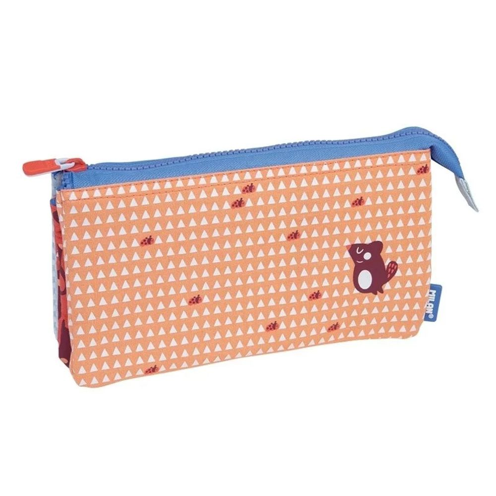 MILAN - 萬用袋(5層)_瓢蟲與小松鼠