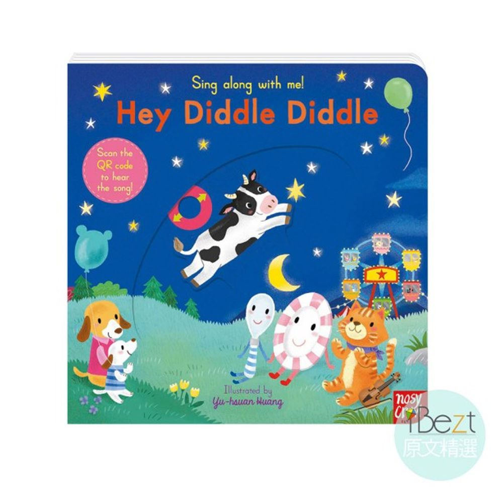 Sing along with me!Hey Diddle Diddle