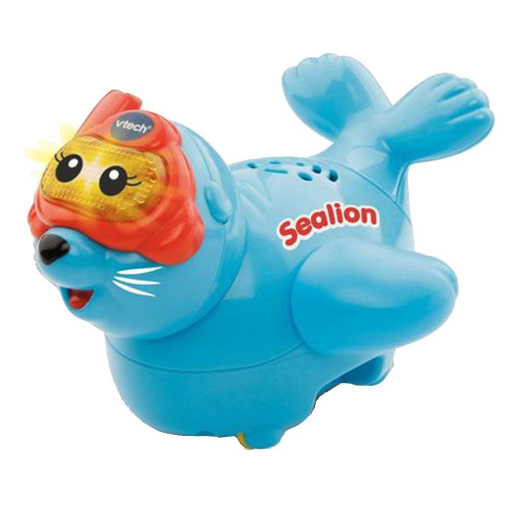 Vtech - 2合1嘟嘟戲水洗澡玩具系列-搖擺海獅