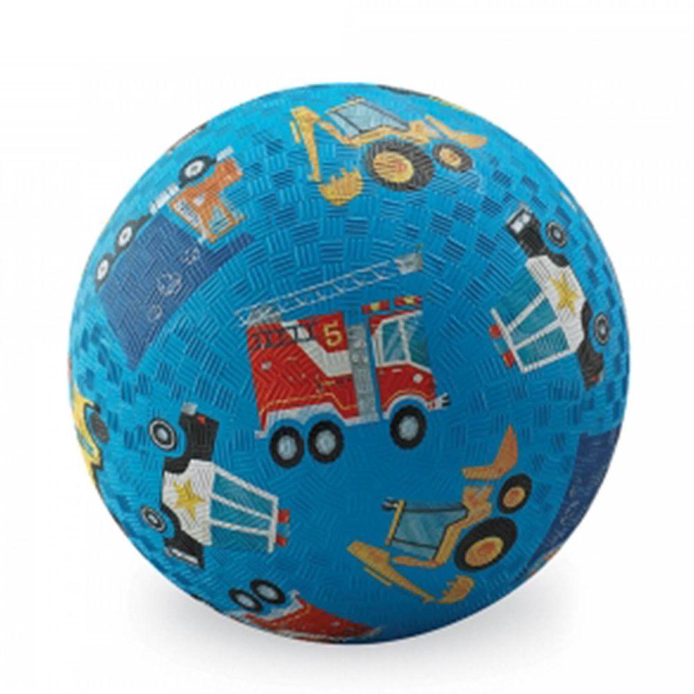 "Crocodile Creek - 5""兒童運動遊戲球-交通工具"