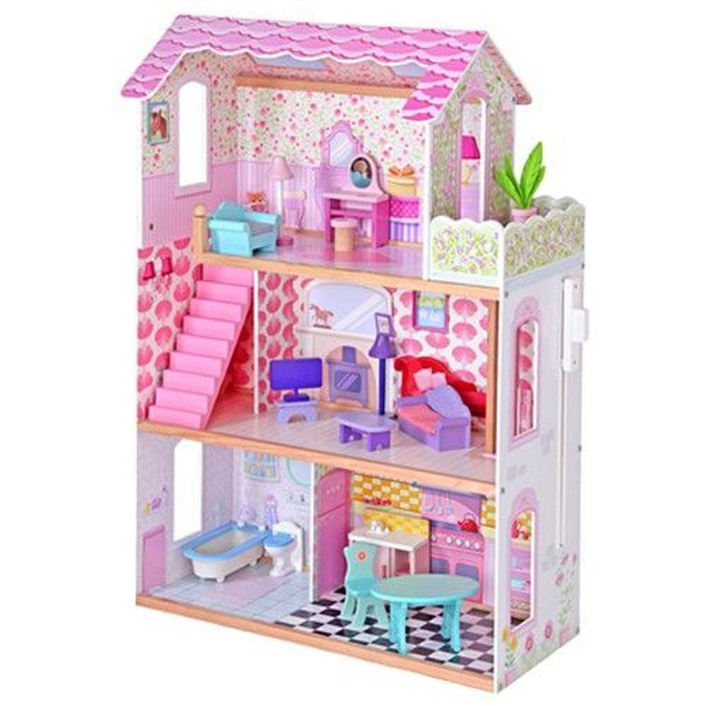 台灣 Mentari - 甜蜜花園別墅娃娃屋