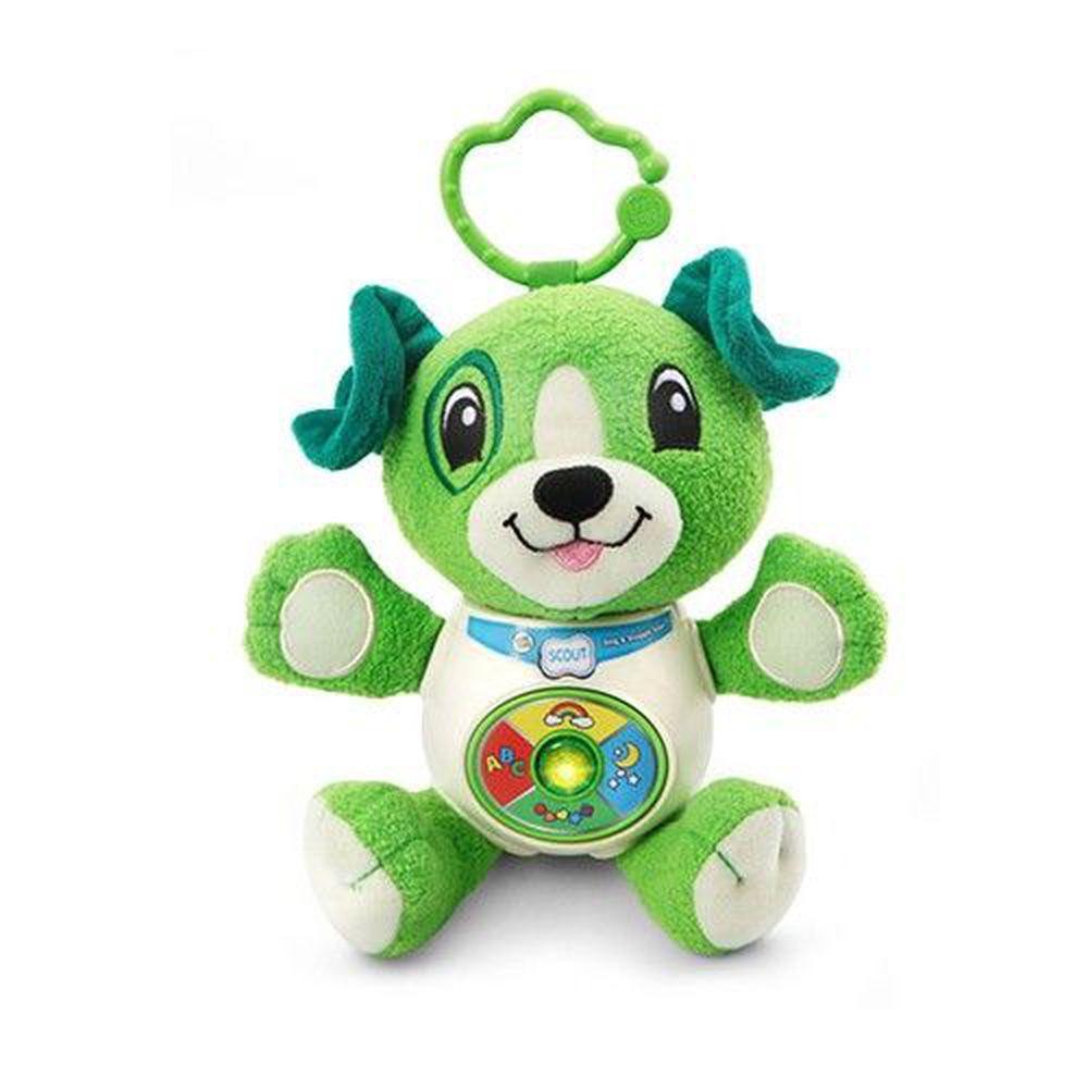 LeapFrog美國跳跳蛙 - 甜心安撫寶貝-Scout