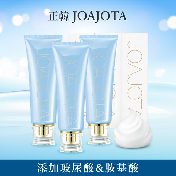 韓國熱議!JOAJOTA 玻尿酸水感洗面乳 保濕×清爽×夏天適用