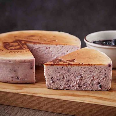 初夏桑椹乳酪蛋糕-6吋