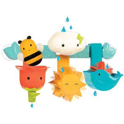 洗澡玩具-派樂地洗澎澎