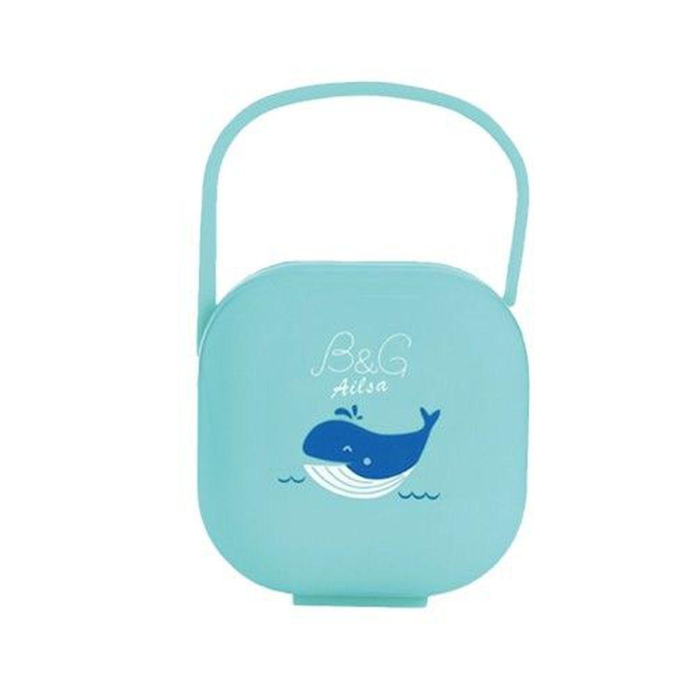 Baby Garden - 安撫奶嘴收藏盒-小藍鯨
