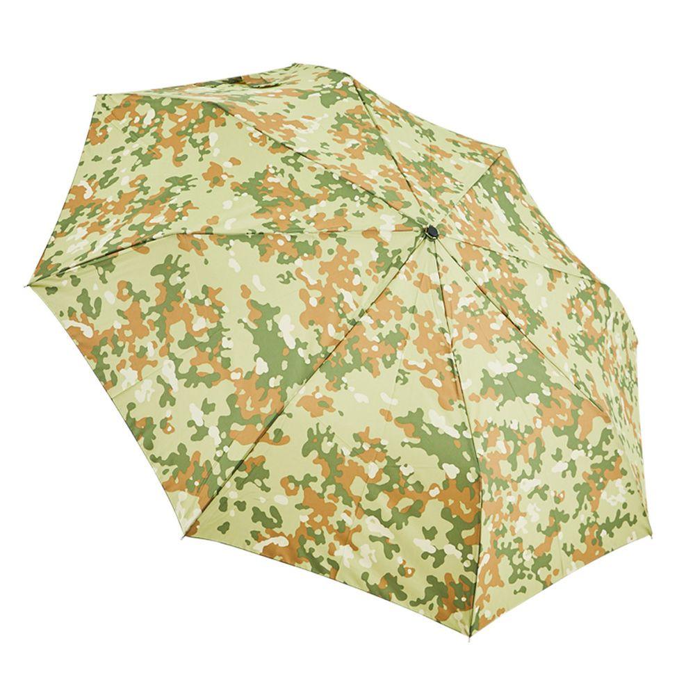 Rainstory - 抗UV雙人自動傘-大地迷彩-自動開收傘