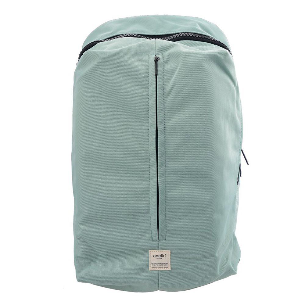 日本 Anello - 日本SPLASH立體設計後背包-Regular大尺寸-MNT薄荷綠