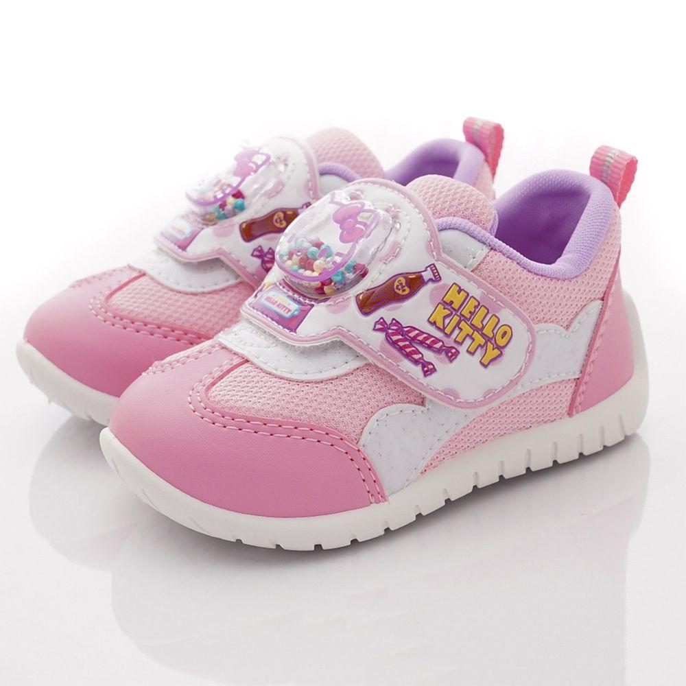 SANRIO - Hello Kitty凱蒂貓快樂派對運動鞋-小童段-粉