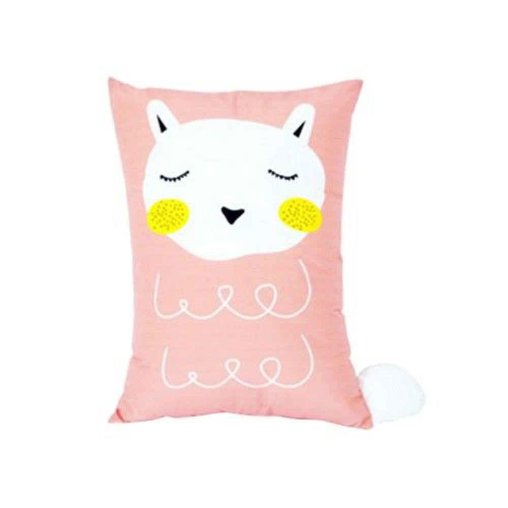 韓國 GGUMBI/DreamB - 動物造型抱枕-綿羊