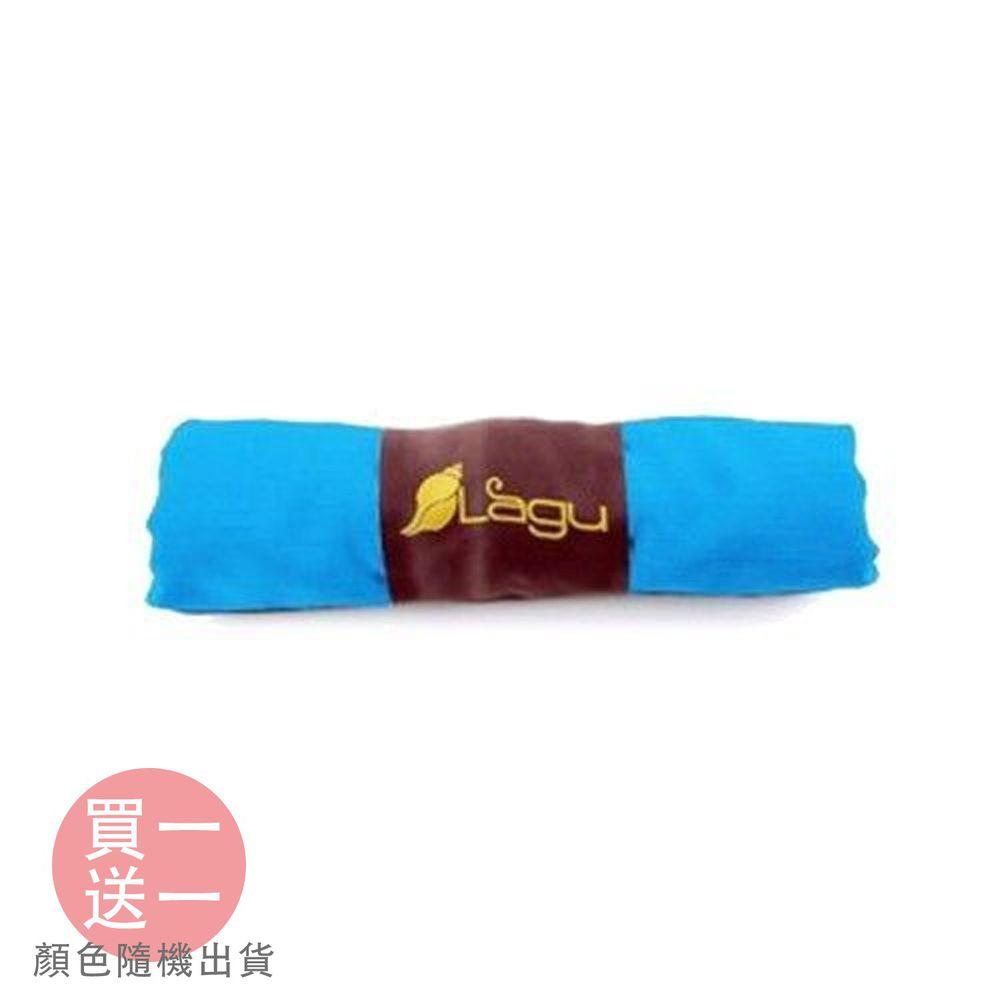 澳洲Lagu - 快乾防沙毯買一送一組-(贈品顏色隨機)-天藍 (152x114cm)