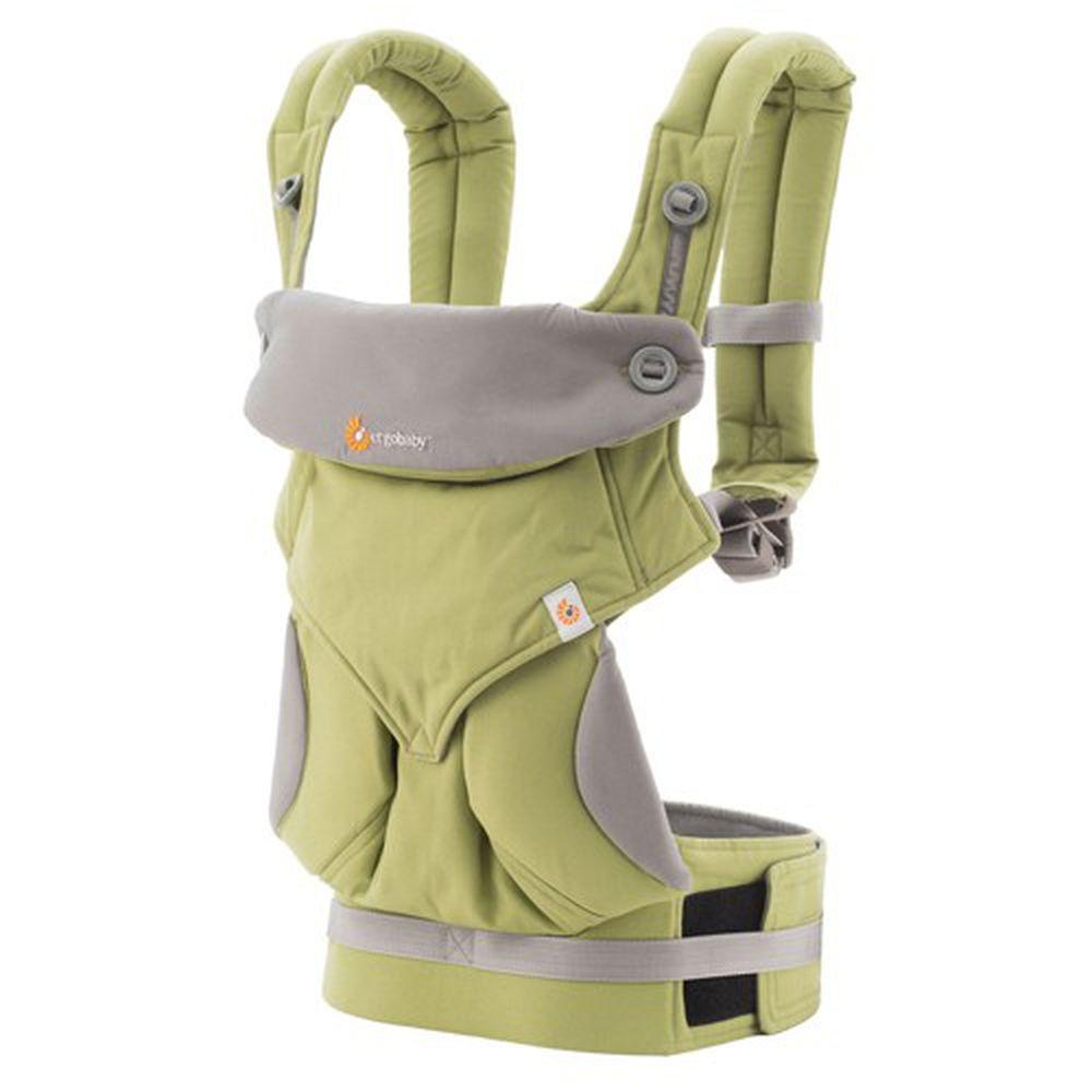 美國ERGObaby - 360款嬰兒揹巾/揹帶-青蘋綠