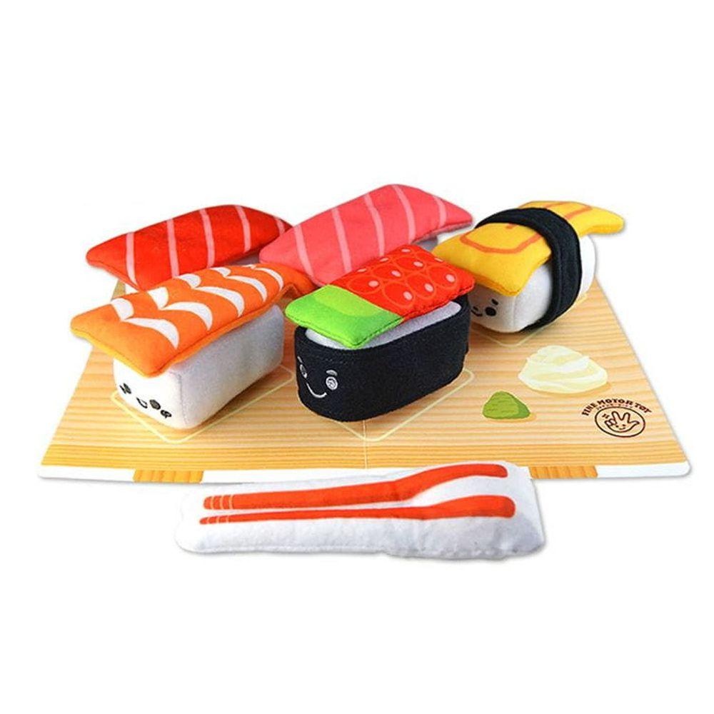 EYEUP - 學習布玩-握壽司