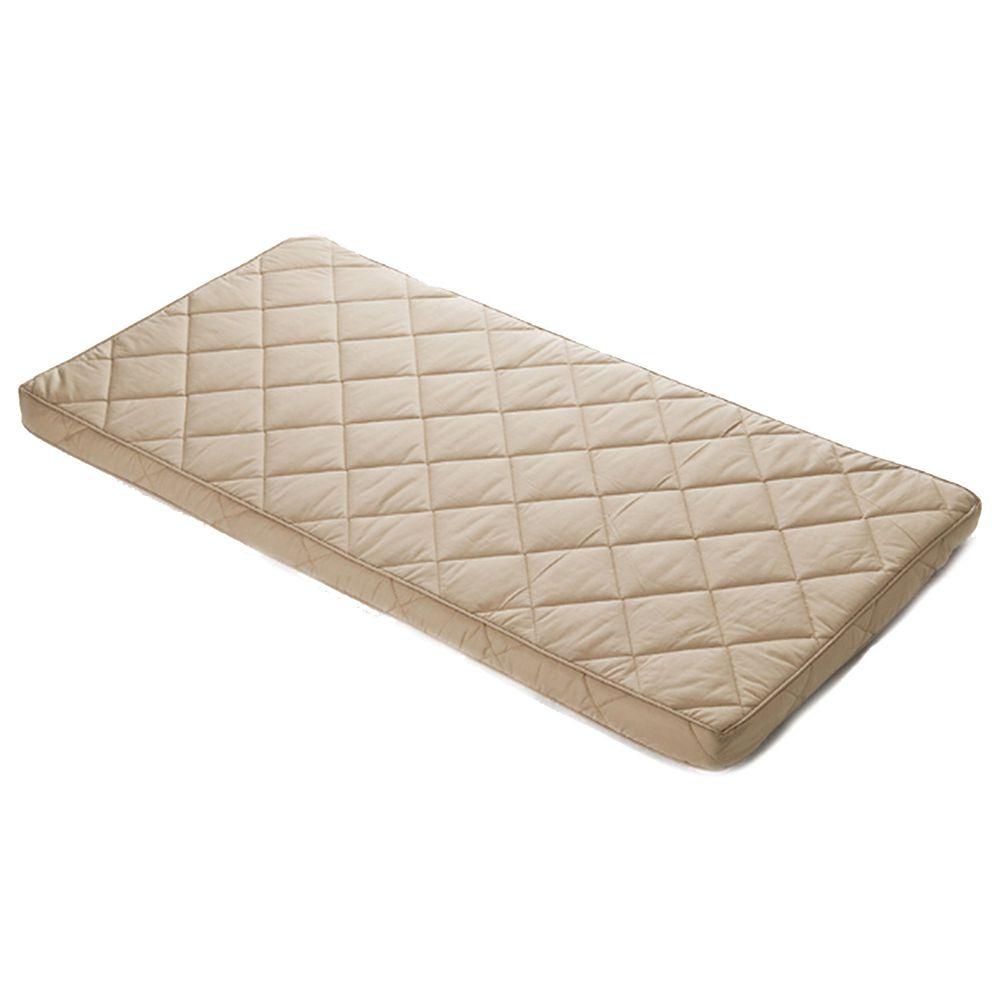 義大利AZZURRA - 美國杜邦冬夏床墊-大床尺寸 (120*60*5)