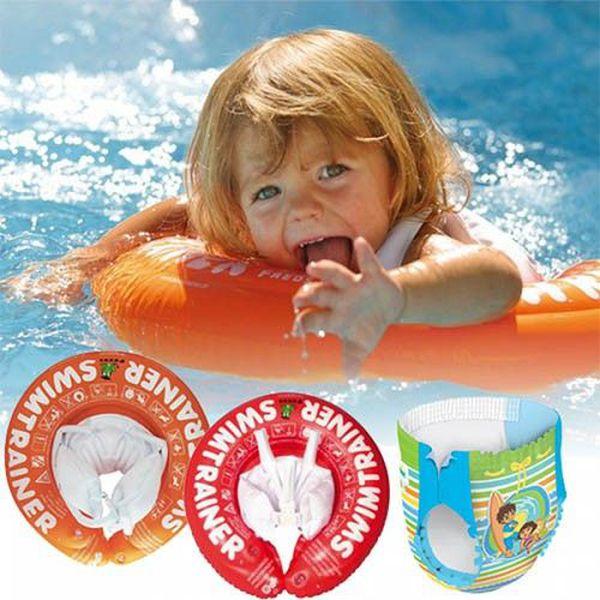 德國 Swimtrainer 學習泳圈,新生兒可用