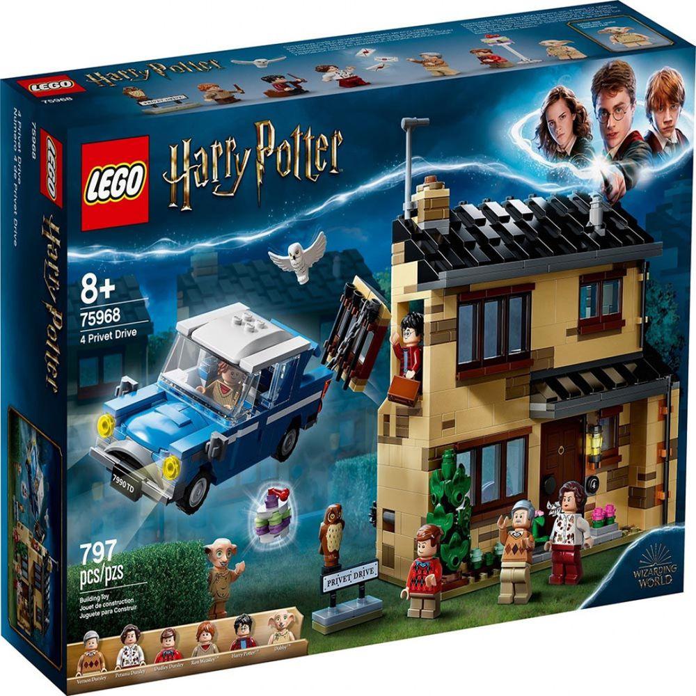 樂高 LEGO - 樂高積木 LEGO《 LT75968 》Harry Potter 哈利波特系列 - 4 Privet Drive-797pcs