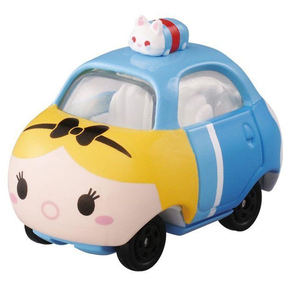 Tomica - 【TOMICA】Disney TsumTsum ! 迪士尼  愛麗絲小車