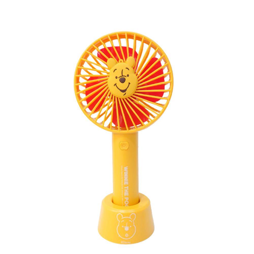 迪士尼小風扇-維尼