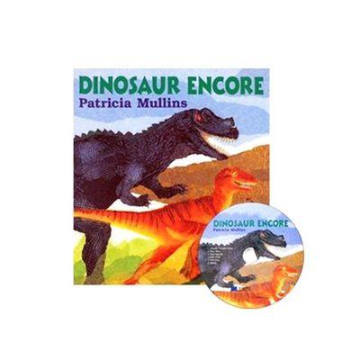 有聲書-DINOSAUR ENCORE/書+CD