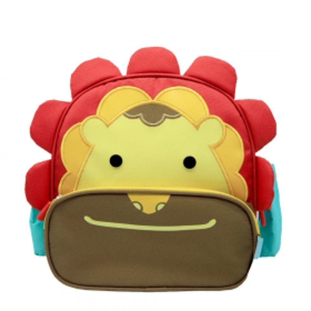 MARCUS&MARCUS - 動物樂園兒童保溫野餐背包-獅子