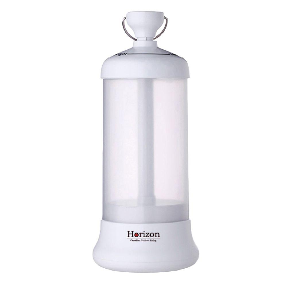 加拿大天際線 Horizon - 充電式磁吸伸縮露營燈-雪白