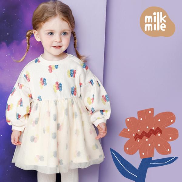 冬裝上市!韓國 Milkmile ❤ 韓國人氣必買童裝品牌