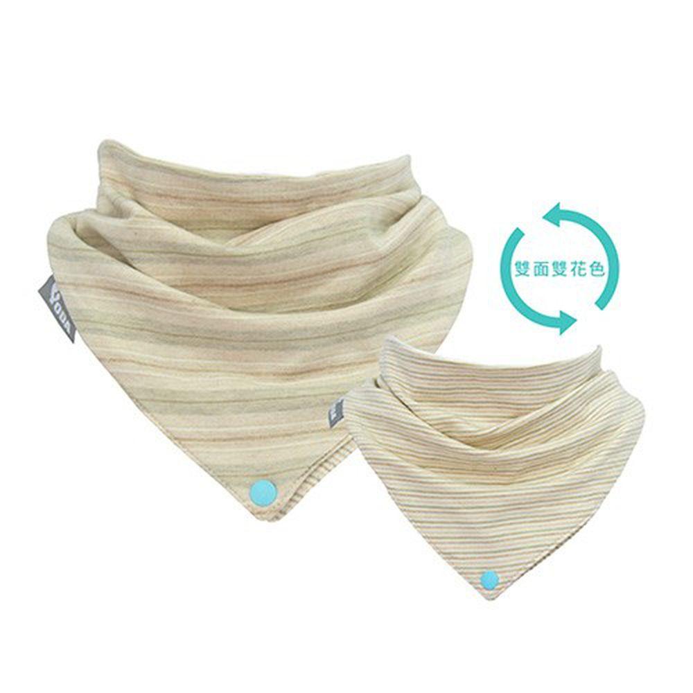 YODA - organic cotton有機棉扣扣兜-沐野大地