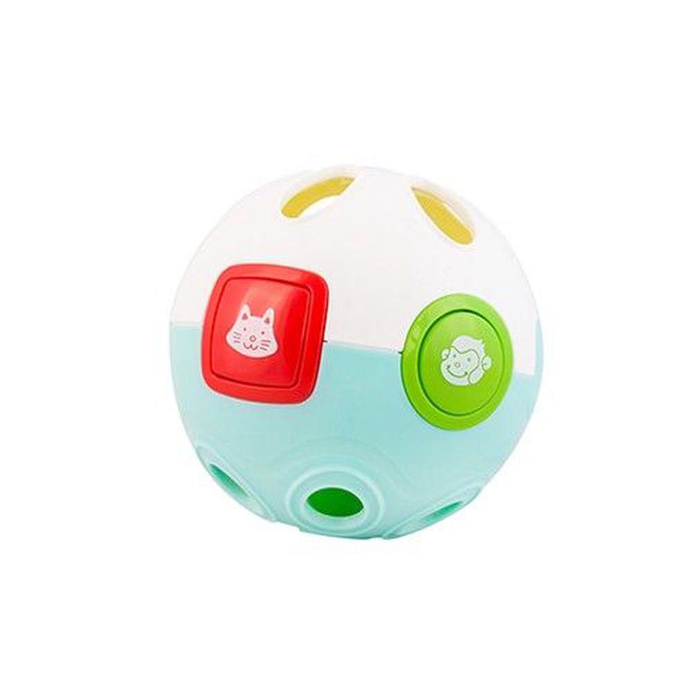 RUNALAND - 寶寶音樂遊戲球-加附遊戲書*1