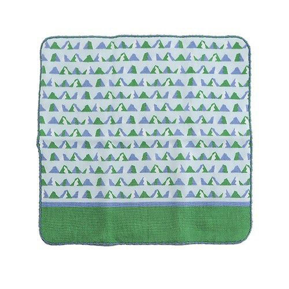 町娘 - 日本製純棉手巾-馬特洪峰 (25*25cm)