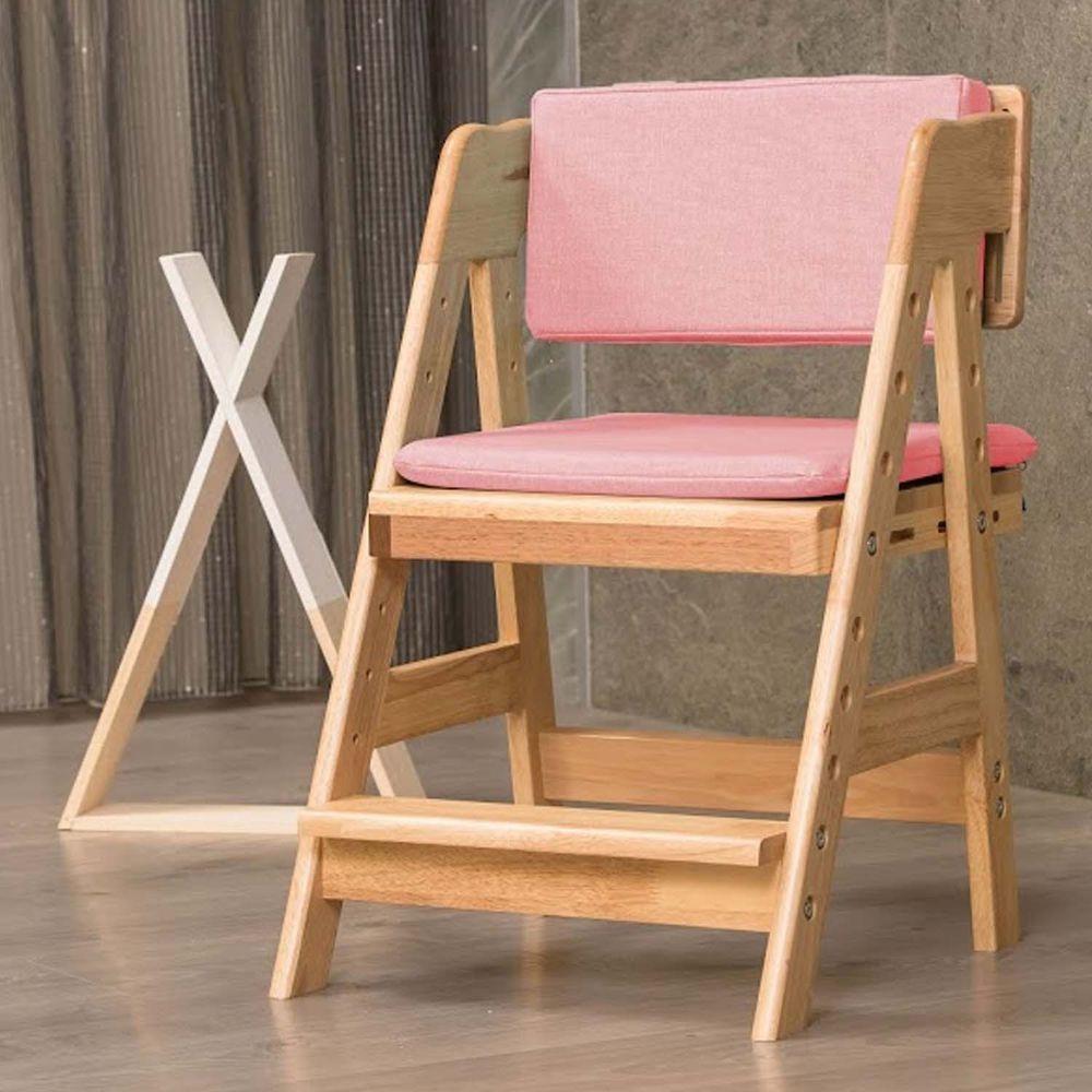 MyTolek 童樂可 - 學學椅-粉