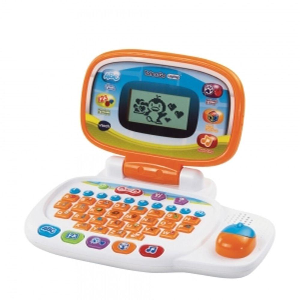 Vtech - 兒童智慧學習小筆電-白色