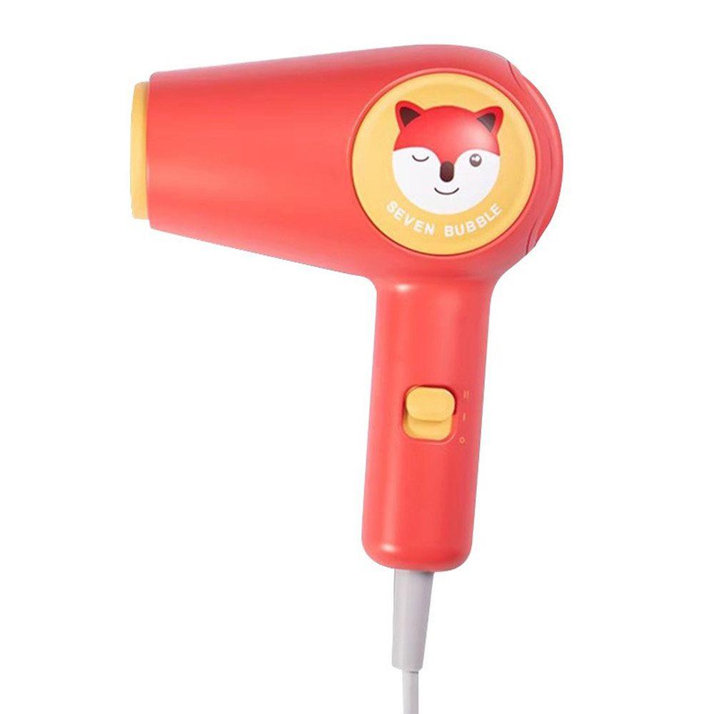 小七泡泡 - 負離子低幅射吹風機-小狐狸