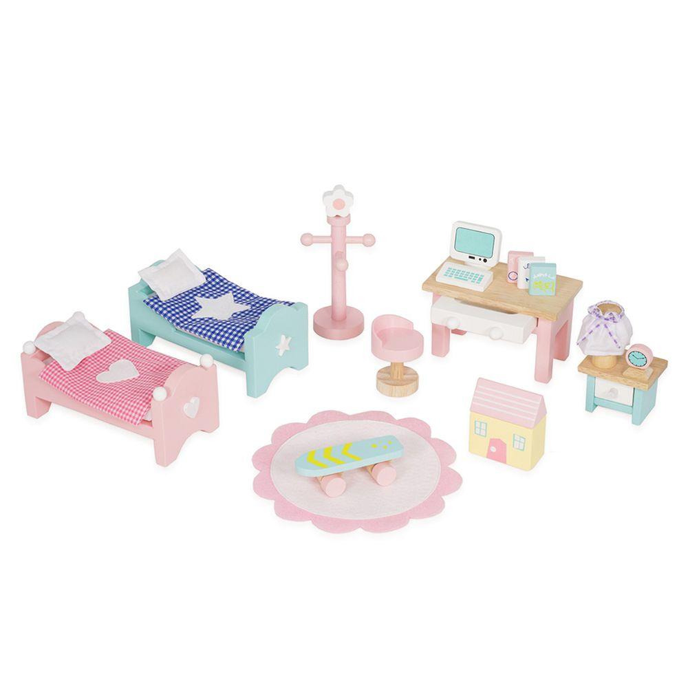 英國 Le Toy Van - Daisy Lane 英式奢華風系列 - 小孩房