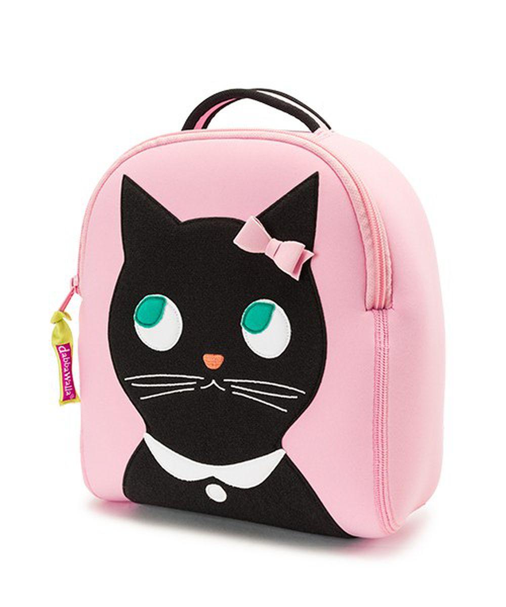 美國 Dabbawalla - 瓦拉包-貓咪小姐防走失後背包