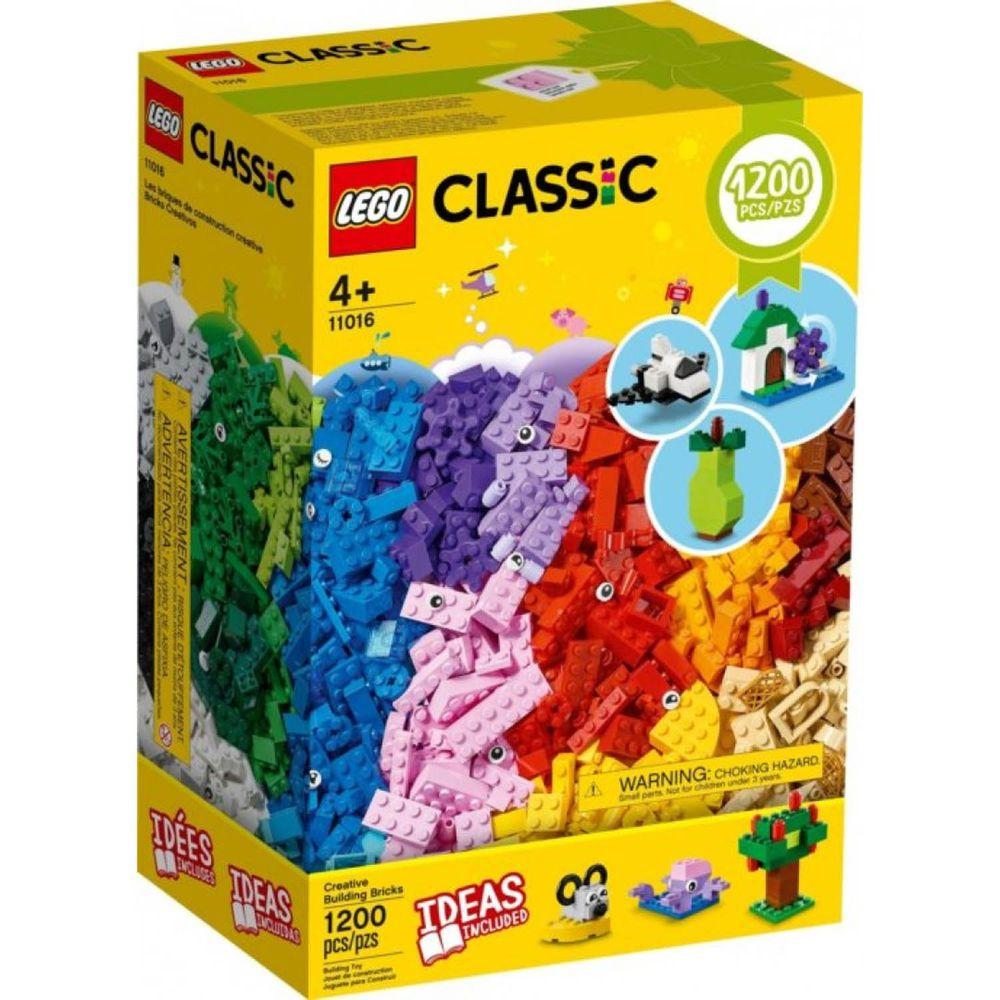 樂高 LEGO - 樂高積木 LEGO《 LT11016 》Classic 經典基本顆粒系列 - 創意拼砌顆粒-1200pcs