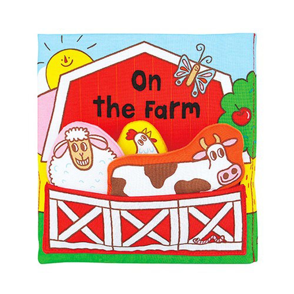 K's Kids - 布書-有趣的立體農場