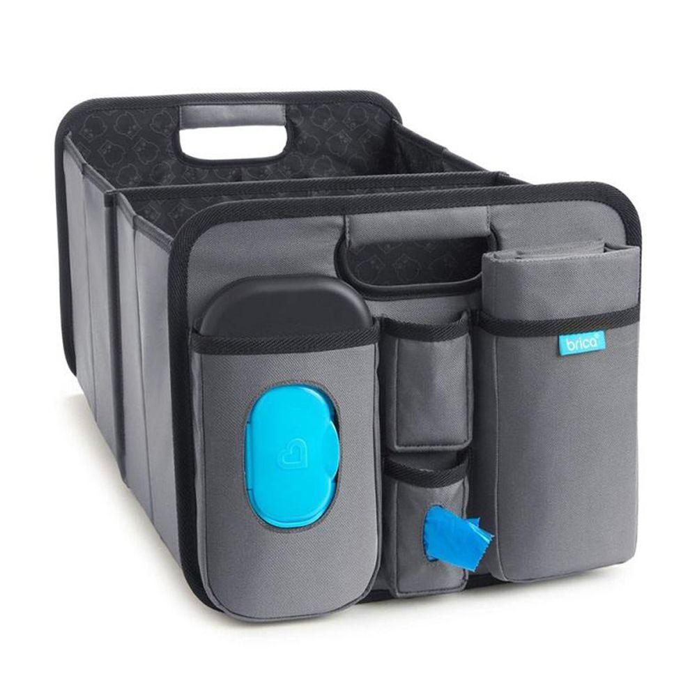 美國 munchkin - 旅行收納箱(附尿布墊)