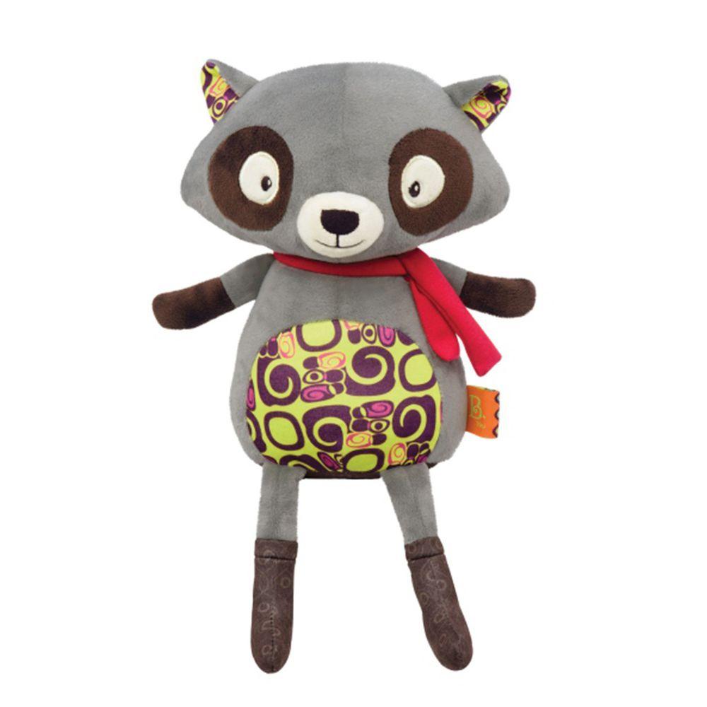 B.TOYS - 浣熊說什麼(迴聲娃娃)