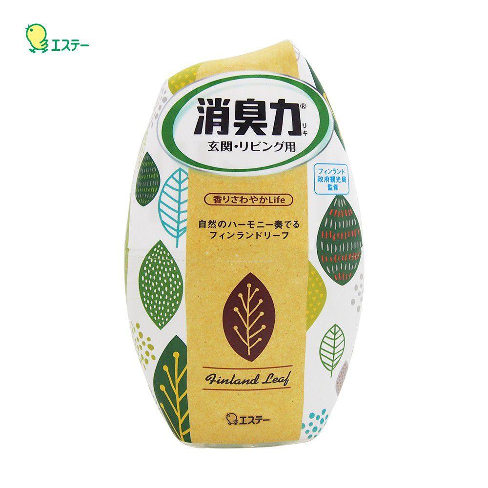 日本 ST雞仔牌 - 部屋室內芳香 消臭力 香氛 芳香劑-芬蘭夏日森林-400ml