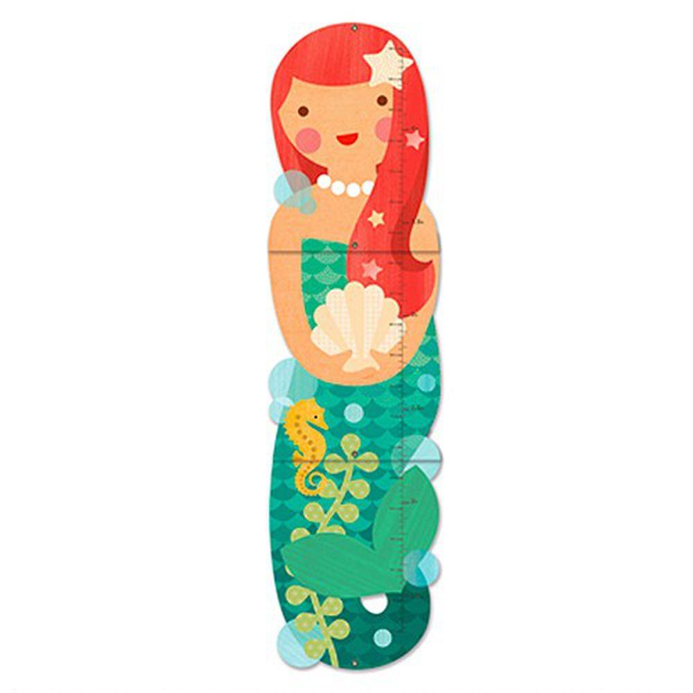 美國 Petit Collage - 成長尺-小美人魚