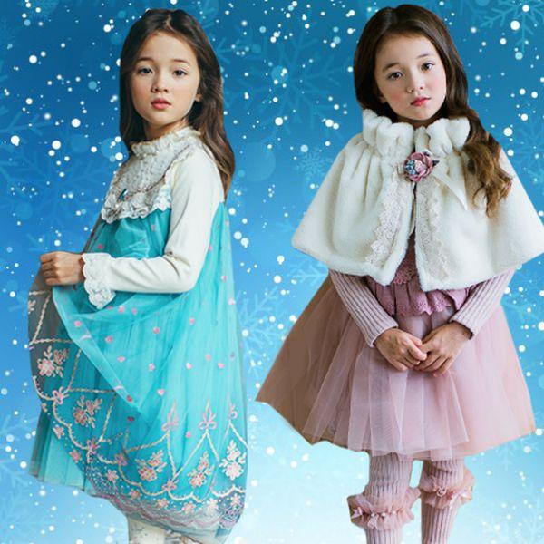 艾莎公主的絕美冬裝~韓國製 ♥ 洋裝 / 上衣 /內搭褲~12/3新品到!