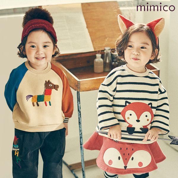 正韓 Mimico ❤ 立體動物冬裝 ❤ 新品搶先上市!