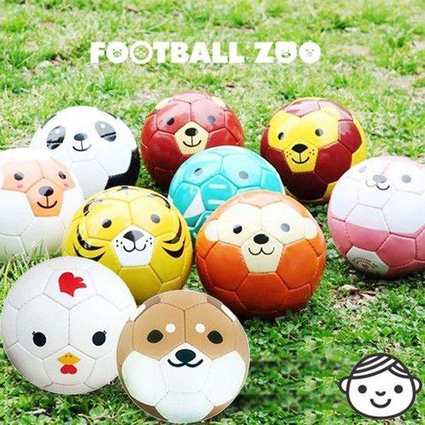 現貨到着✌【 FOOTBALL ZOO】可愛動物足球 ❤ 百位媽咪推薦!
