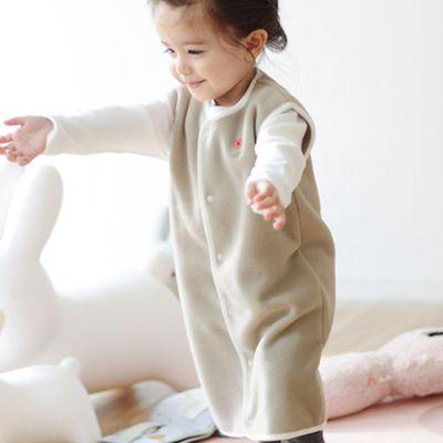 日本製刷毛防踢背心