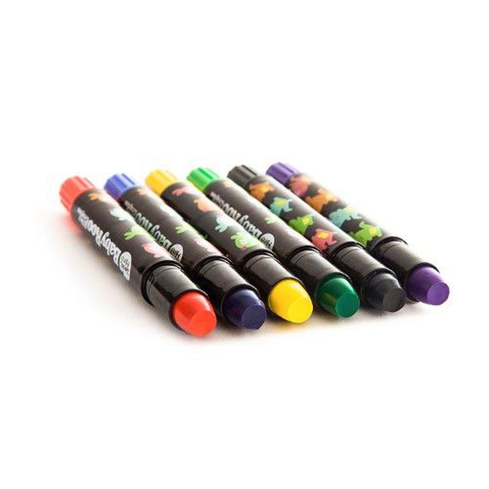 西班牙 JoanMiro - 西班牙兒童絲滑蠟筆-6色
