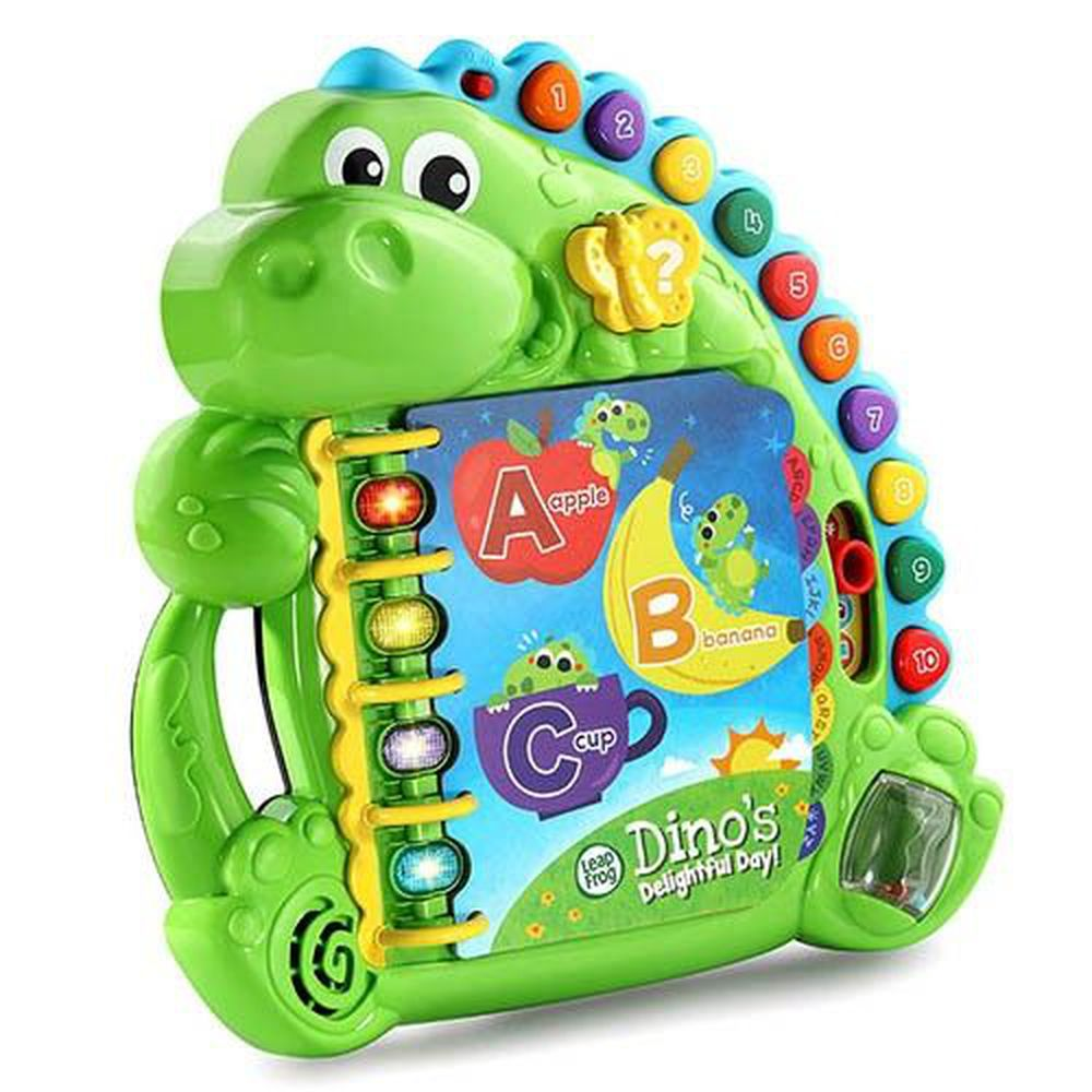 LeapFrog美國跳跳蛙 - 泡泡龍有聲學習書