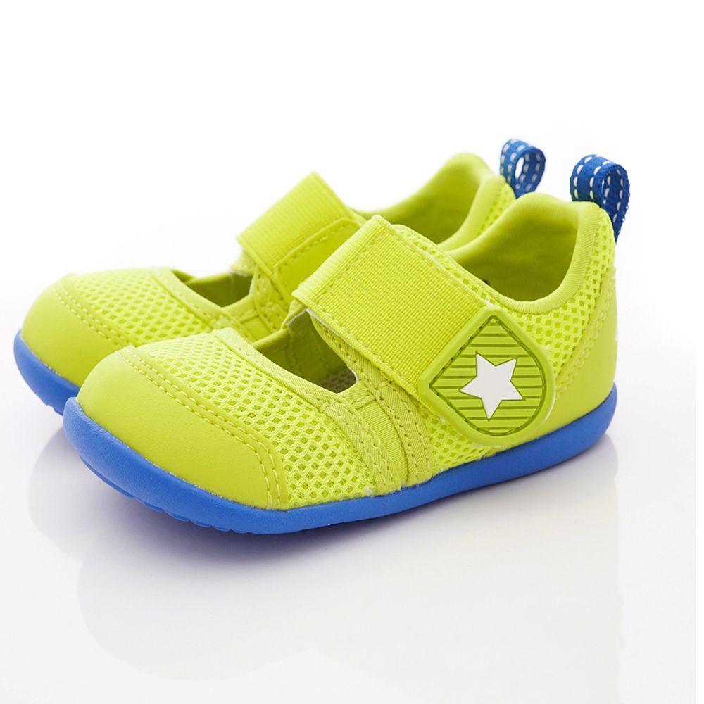 Moonstar日本月星 - HI系列快速乾燥機能童鞋-寶寶段-黃
