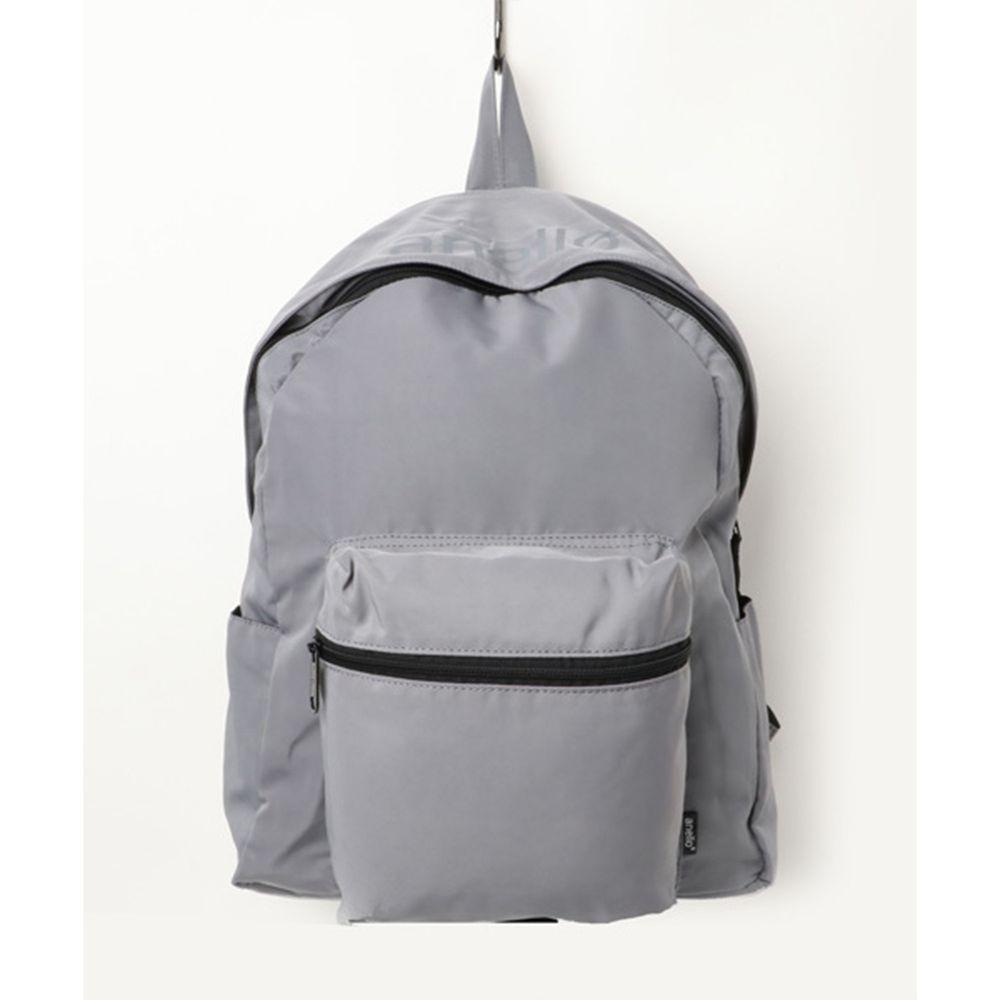 日本 Anello - 輕量休閒日後背包-Regular-GY灰色